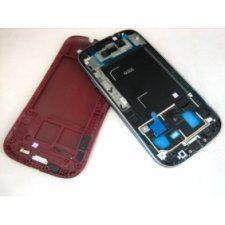 Корпус Samsung Galaxy S3 III GT-i9300 красный