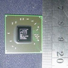 Микросхема (чип) ATI 216-0728018 Новая Гарантия 3 месяца (при установке на профессиональном паяльном оборудовании) Изображение электронного компонента