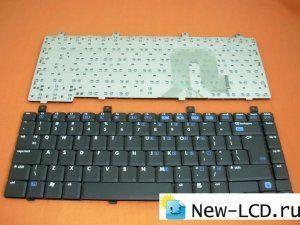 Клавиатура для HP DV4000/DV4200/DV4300 US черная